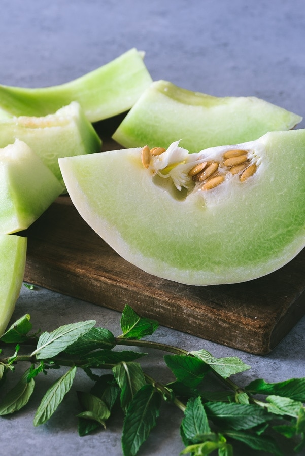 Honeydew Melon, Melón Verde