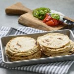 Corn tortilla homemade | Tortillas de maiz caseras