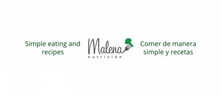 Malena Nutricion Tagline